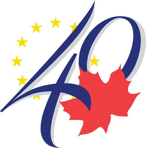 4Oth Anniversary EU-Canada
